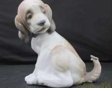 LLADRO 犬 マイフレンド 6210 LLADRO