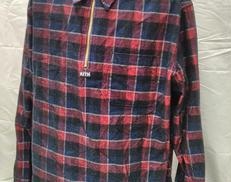 ハーフジップシャツ/Lサイス|KITH NYC