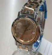 クォーツ・アナログ腕時計/CL4.221|HERMES