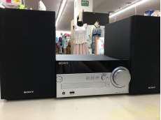 ハイレゾコンポ CMT-SX7 SONY