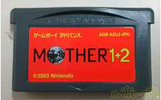 GBAソフト MOTHER1+2 NINTENDO