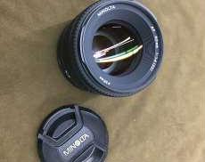 AF 50mm f1.4 MINOLTA