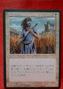 【黒枠・日本語版】剣を鍬に|ウィザーズ・オブ・ザ・コースト