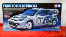 フォードフォーカスRS WRC03|タミヤ
