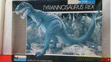 ティラノサウルス|モノグラム