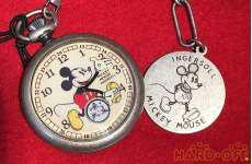 ミッキー 懐中時計 MICKEY-25834|INGERSOLL