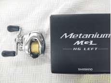 ベイトリール メタニウム MGL HG左 SHIMANO