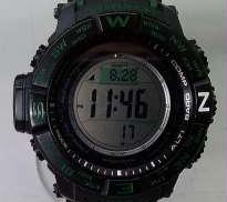PRO TREK CASIO 電波・ソーラー式腕時計|CASIO
