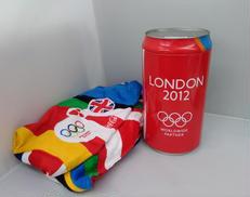 【非売品】ロンドンオリンピック2012缶 コカコーラ 懸賞品 コカコーラ