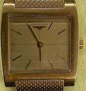 手巻き腕時計(アンティークの為保証なし) LONGINES