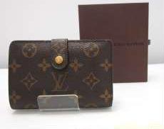 二つ折り財布 モノグラム がま口|LOUISVUITTON(ルイヴィトン)
