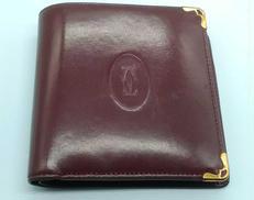 2つ折り財布|CARTIER