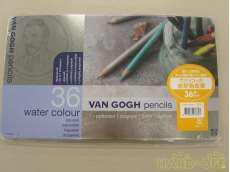色鉛筆 36本セット COLOR VISION