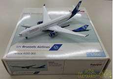1/500 SNブリュッセル航空 Airbus A330-300 OO-SFM HERPA WINGS