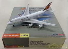 1:500 フィリピン航空 BOEING747-400 STAR JETS