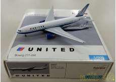 1/500 ユナイテッド航空 Boeing777-200 N775UA HERPA WINGS