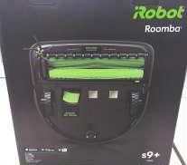 Roomba s9+ s9558 ロボット掃除機+自動ゴミ収集機|IROBOT