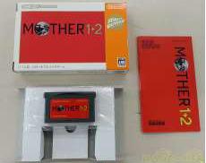 GBAソフト MOHTER1+2 バリューセレクション NINTENDO