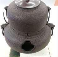茶釜セット ヒーターユニット付き|