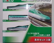 Nゲージ鉄道模型 KATO