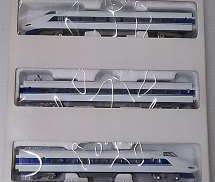 JR100系東海道・山陽新幹線3両セット TOMIX
