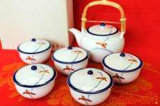 茶器揃え 香蘭社
