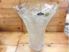 クリスタル花瓶|BOHEMIA