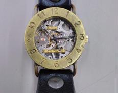 手巻き時計|渡辺工房