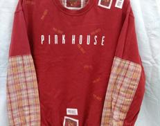 ロゴ トレーナー|PINK HOUSE