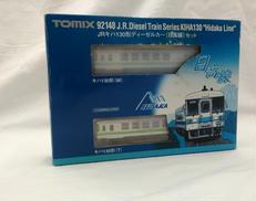 JRキハ130形 ディーゼルカー|TOMIX