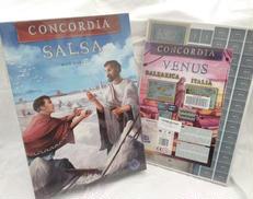 【未開封】CONCORDIA SALSA イタリア拡張パック CONCORDIA