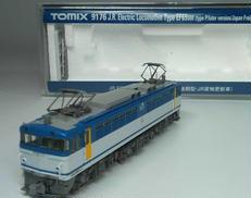 EF65 500(P形・後期型・JR貨物更新車) TOMIX