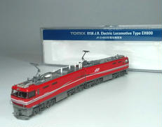 JR EH800形電気機関車 TOMIX