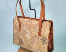 ミノムシ ハンドバッグ 和装バッグ|-