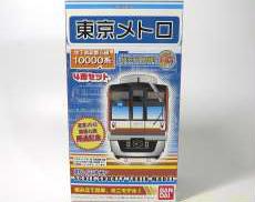 東京メトロ 10000系副都心線 (4両セット)|BANDAI