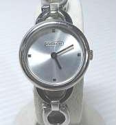 クォーツ・アナログ腕時計 COACH