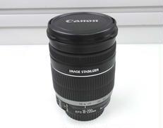 レンズ EF-S18-200mmF3.5-5.6 IS|CANON