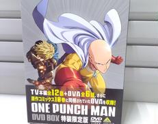 ONE PUNCH MAN DVD BOX 特装限定版|BANDAI