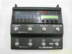 マルチエフェクター TC ELECTRONIC