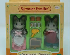 SUPERMARKET OWNERS SYLVANIAN FAMILIES
