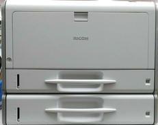 A3対応モノクロレーザープリンター|RICOH