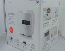 電気圧力釜|SIROCA