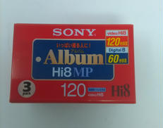 HI8テープ SONY