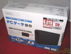 【未開封品】USB3.0/2.0 外付けHDD MARSHALL ELECTRONICS