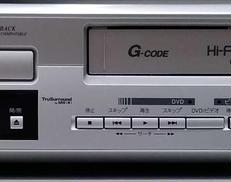 VHS一体型DVDプレーヤー|HITACHI