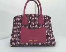 【MIUMIU】ハンドバッグ|MIU MIU