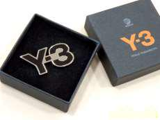Y-3 ピンバッジ Y-3