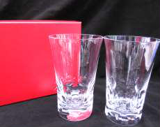 バカラ タンブラー ペアグラス 未使用品|BACCARAT