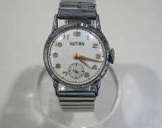 手巻き腕時計|NATIONAL