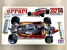 1/12 フェラーリ 312T4 プラモデル TAMIYA